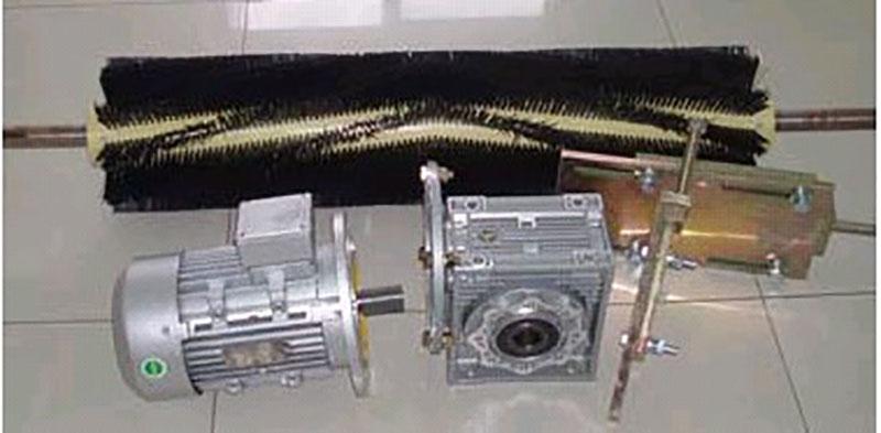 皮带清扫器正确安装位置,皮带清扫器安装故障处理